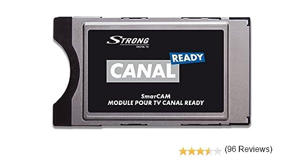 Strong Module PCMCIA CI Smart TV Tarjeta de suscripción (sólo ...