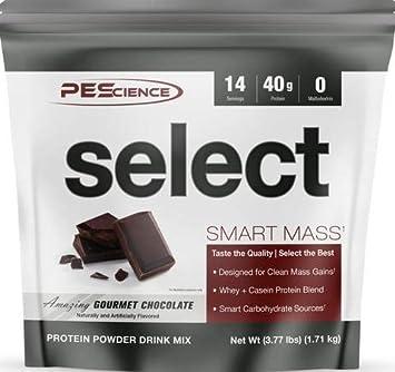 PEScience Seleccionar Smart Masa Proteína Polvo Mezcla ...