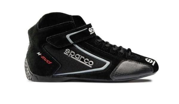 Sparco - Zapatos sparco k mid sl 3, tamaño 40, color negro: Amazon.es: Coche y moto