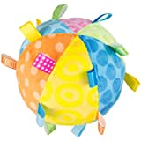 Mary Meyer Taggies Plush Toss the Taggies Chime Ball...