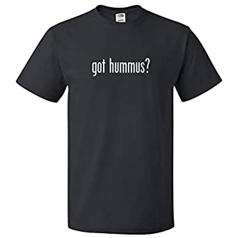 ShirtScope Got Hummus? T shirt Tee Small