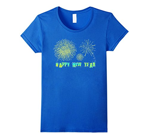 Women's Happy New Year 2017 Shirt