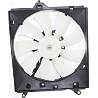 MAPM Premium AVALON 00-03 A/C FAN SHROUD ASSEMBLY, Right, w/ Radiator Marked 0A18