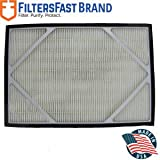 Whispure 150 & 250 Filter Compat. for Whirlpool Whispure 1183051 / 1187018 HEPA Filter by Filters Fast