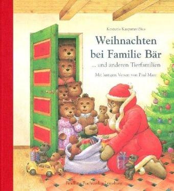 Weihnachten bei Familie Bär