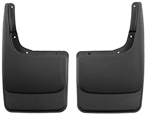 Husky Liners Rear Mud Guards Fits 04-14 F150 w/o Flares, w/o running boards