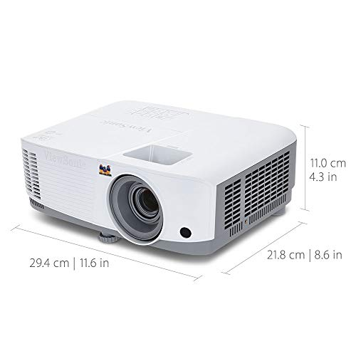 ViewSonic PA503S 3600 Lumens SVGA HDMI Projector for Home and Office by ViewSonic (Image #2)