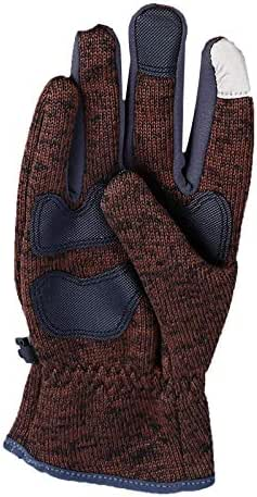 MLMM Wear-Resistant Cotton Thread Long Finger Sports Gloves