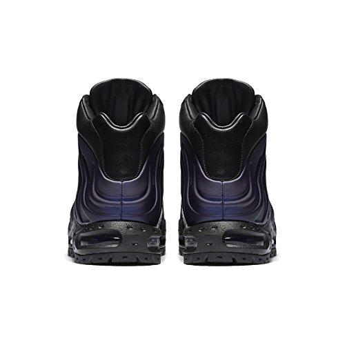 Nike Be Bold DF Poly Trackpants–Pantalones capri negro, púrpura (Varsity Purple/Black)
