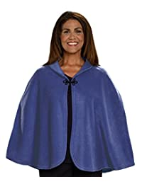 Womens Warm Bed Jacket Cape Or Bed Shawl