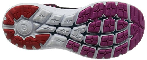 Multicolor para Correr 6 Pureflow Brooks para Bittersweet Mujer Black Zapatos Roseviolet qwURt0