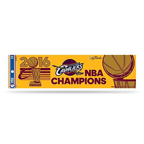 Cleveland Cavaliers Bumper Sticker, Cavaliers Bumper