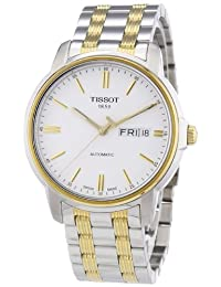 Tissot Men's T0654302203100 Analog Display Swiss Automatic Two Tone Watch