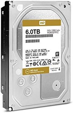 WD Gold 6 TB  Festplatten