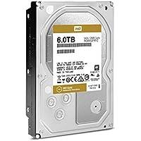 "Western Digital WD Gold 6TB Enterprise Masaüstü Bilgisayar Sabit Diski, 7200 RPM, SATA 6 Gb/s, 128MB Önbellek, 3.5"""