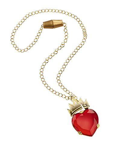 Evil Disney (Disguise Evie Descendants Disney Necklace, One Color)
