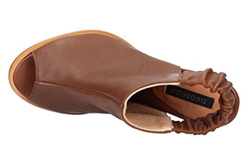 Neosens Sandale S997 Cuir Souple Montua Marron