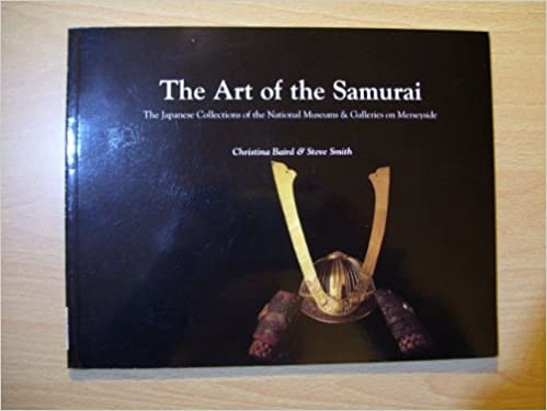 arts of the samurai japanese collections of the national museums and galleries on merseyside