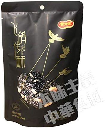 黄老五黒ごま菓子168g