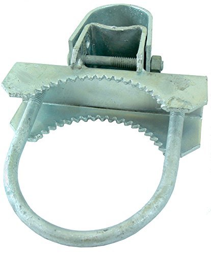 Chain link Gate Hinge 90 degree for 2-1/2