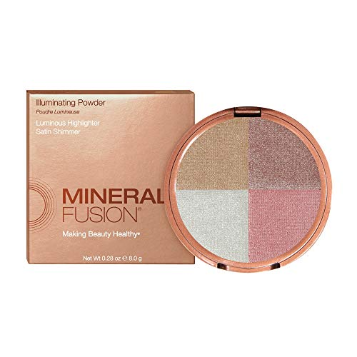 Mineral Fusion Illuminating Highlighting Powder, Radiance, 0.29 Ounce