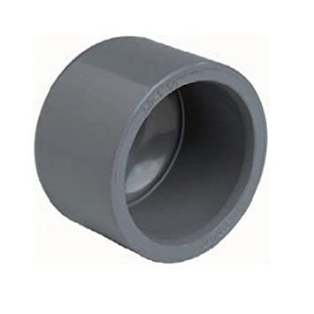 U Kappe Klebemuffe 63 mm PN16 PVC