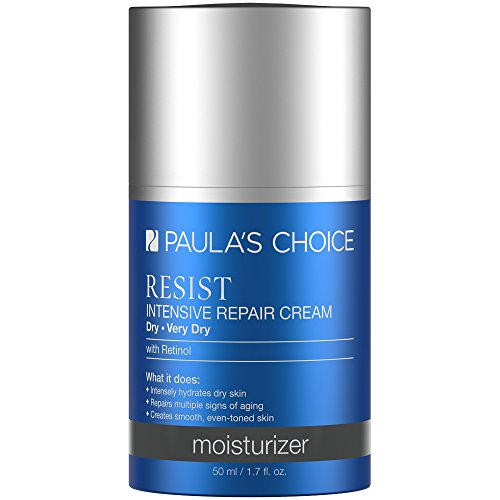 Price comparison product image Paula's Choice--RESIST Intensive Repair Cream--Anti-Aging Moisturizing Face Cream--For Normal, Dry, and Very Dry Skin--1-1.7 oz Bottle