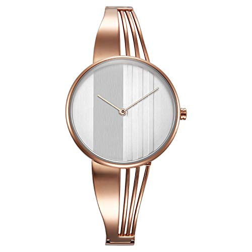 Fashion Gold-Plated Women Watches Charm Ladies Wristwatch Bracelet Quartz Watch Women Montre Femme Relogio Feminino,11K0062L02SK