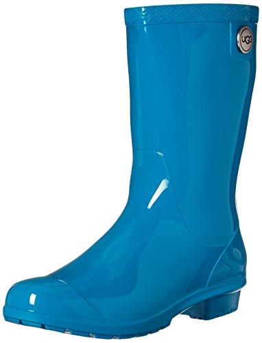 - UGG Women's Sienna Rain Boot, Enamel Blue, 5 M US