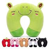 Travel Pillow, Head Chin Neck Support Pillow Cartoon Kid - Children Maximum Comfort