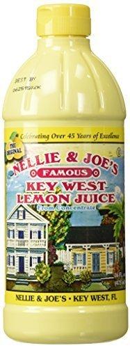 Nellie & Joe's Key West Lemon Juice, 16 oz
