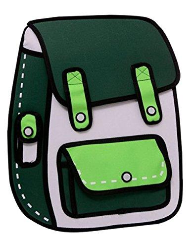Green Bag 2D - 4