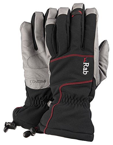 Rab Baltoro Glove - Women's Black Large