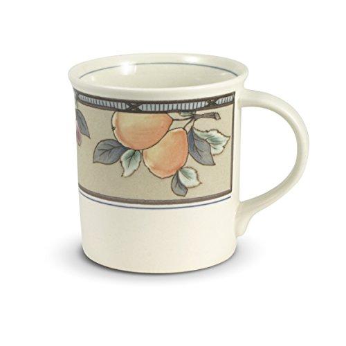 Mikasa Garden Harvest Coffee Mug, 11-Ounce