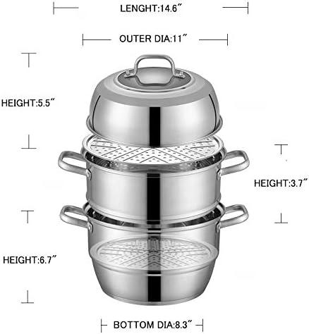 Best rice cooker and vegetable steamer / Stainless steel vegetable steamer