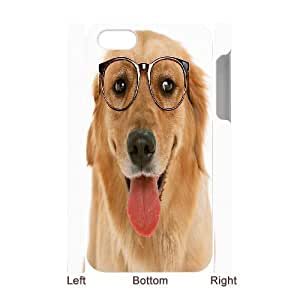 C-Y-F-CASE DIY Cute Dog Pattern Phone Case For Iphone 4/4s