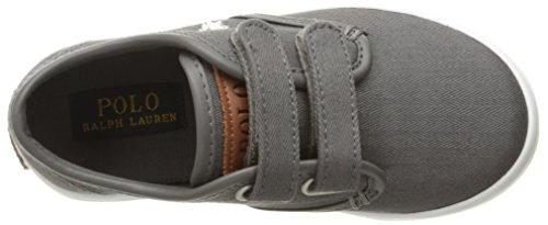 Pictures of Polo Ralph Lauren Kids Waylon Ez Sneaker Grey M 2