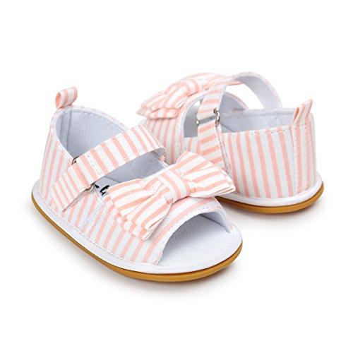 Zapatillas para bebé, zapatillas de piel sintética, suela suave, antideslizante, color Gris, talla 12-18 meses