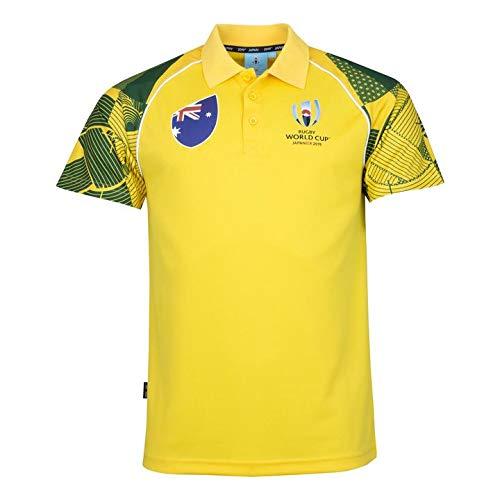 Rugby World Cup 2019 - Polo - para Hombre Amarillo Amarillo M ...