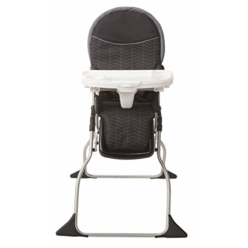 Cosco Simple Fold Deluxe High Chair, Black Arrows by Cosco