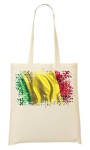 Mali Africa Bamako Country Series Nationality Flag Nice To Bolso De Mano Bolsa De La Compra