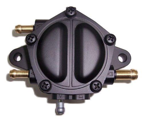 (Mikuni 002.227 Dual Outlet for DF62-702 Fuel Pump)