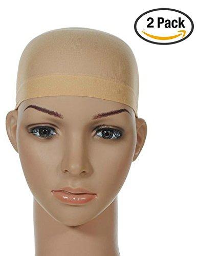 ASX Design Wig Caps - Neutral (2 Pack)