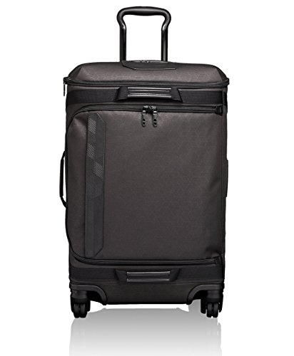 Tumi Tahoe Reno 4 Wheel Exp Short Trip Packing Case, Black (Suitcase Roller Tumi)