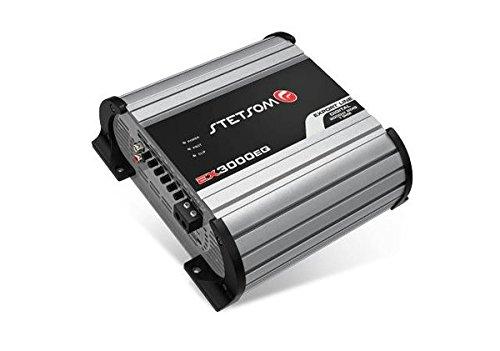 Stetsom EX3000EQ1OHM 3600 Watts Rms at 1 Ohm