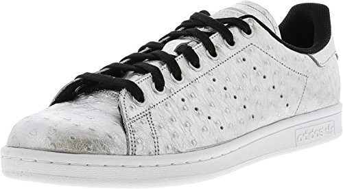 Adidas Mens Originali Sneaker Stan Smith Argento