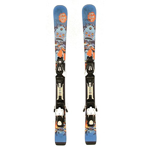 - Used 2015 Atomic Rascal Kids Skis Atomic XTE 45 Bindings A Condition - 100cm