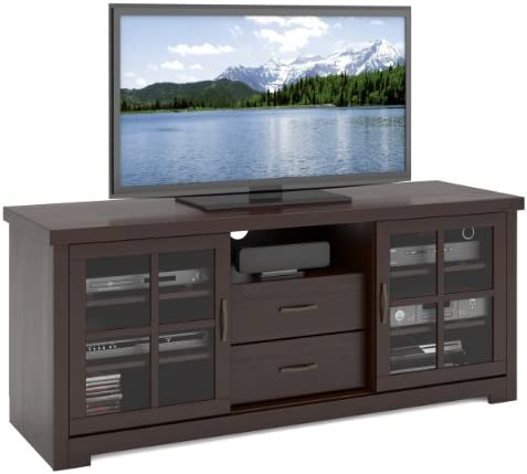 Bell O CW342 65 TV Stand for TVs up to 73 , Espresso