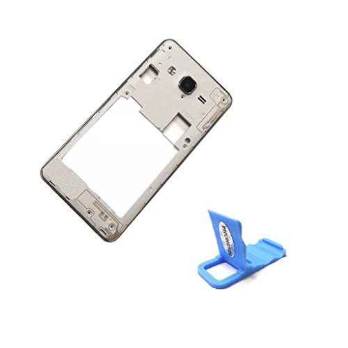 Middle Frame Housing - Middle Frame Housing for Samsung Galaxy On5 T-Mobile G550T MetroPCS G550T1 + PHONSUN Portable Cellphone Holder