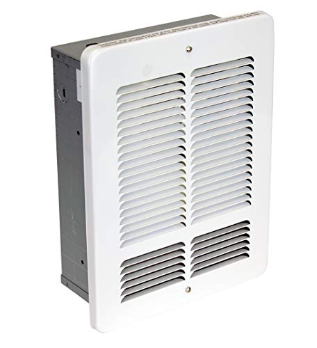KING W2410-W W Series Wall Heater, 1000-Watt / 240-Volt, -